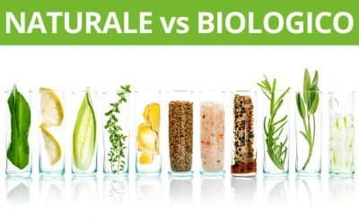Naturale VS Biologico