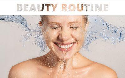 La beauty routine per la pelle sensibile al freddo.